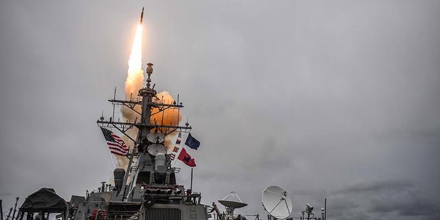 המערב תקף, אך ידן של רוסיה ואיראן עדיין על העליונה