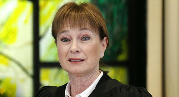 שופטת בית המשפט העליון ענת ברון