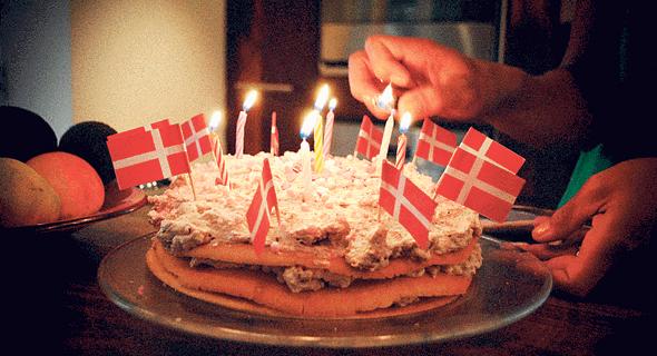עוגת לאוקה המסורתית , צילום: Crafts Collection