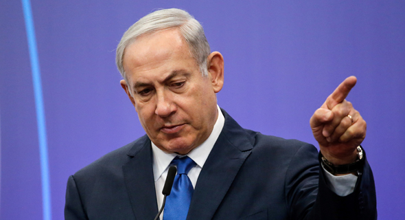 ראש הממשלה בנימין נתניהו ה, צילום: בלומברג