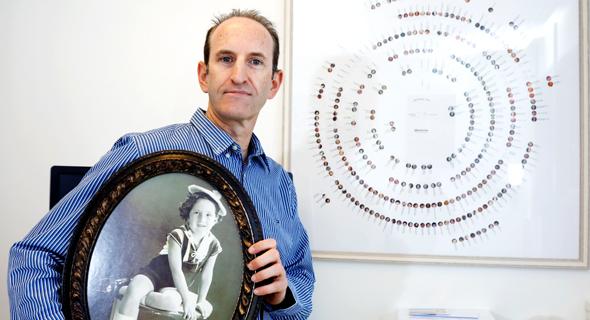 MyHeritage founder and CEO Gilad Japhet. Photo: Shaul Golan