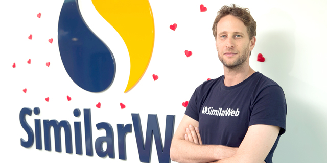 Similarweb CEO Or Ofer. Photo: Orel Cohen