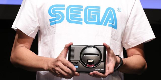 פצצת נוסטלגיה: סגה משיקה גרסת מיני ל-Mega Drive