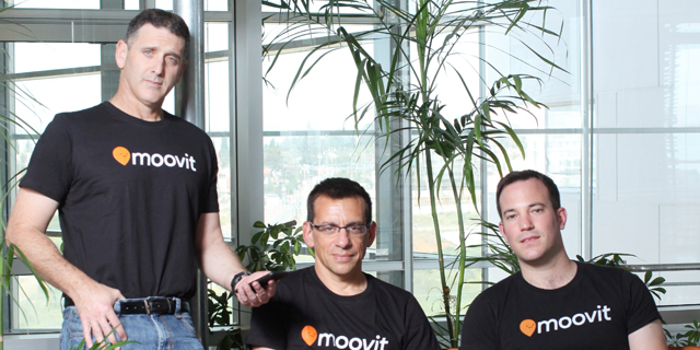 Microsoft, TomTom Partner With Israeli Navigation Startup Moovit