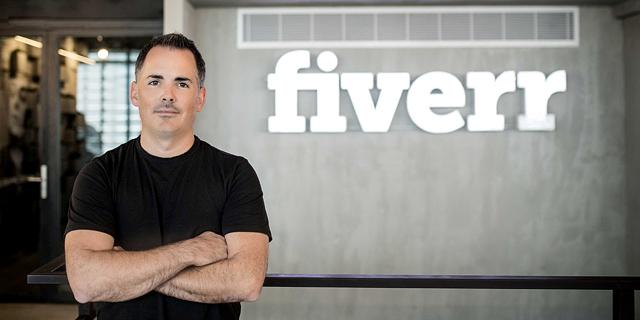 חברת Fiverr פותחת פעילות בחיפה