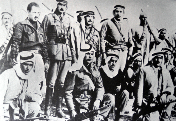 לוחמי צבא ההצלה הערבי, שפלשו לארץ