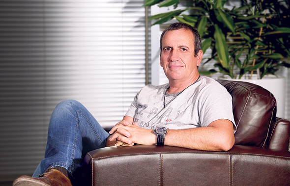 Mellanox CEO Eyal Waldman. Photo: Omer Moshe