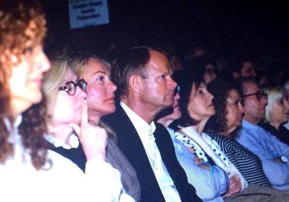 """קאר שולץ מנכ""""ל טבע יום הזיכרון 2018 לטרון, צילום: עודד אנטמן"""