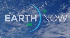 לוגו EarthNow לוויינים לוויינות