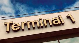 שדה התעופה הית'רו טרמינל 1