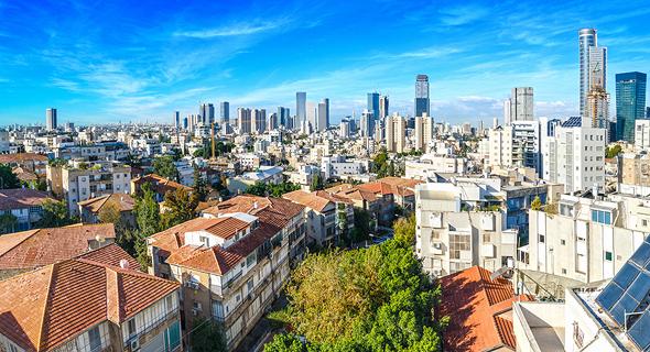 Te Aviv. Photo: Shutterstock