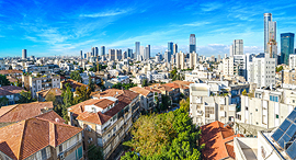 Te Aviv. Photo: Shutterstock