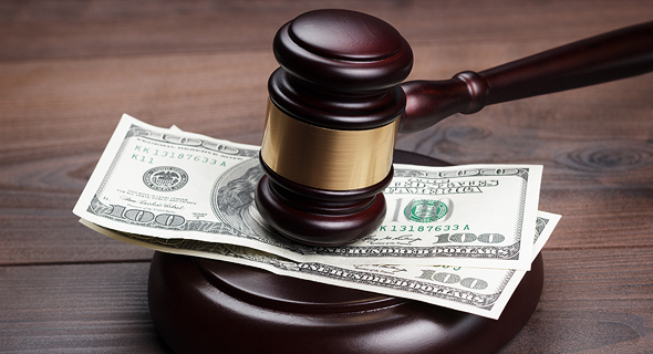 משפט פטיש כסף עורכי דין, צילום: שאטרסטוק
