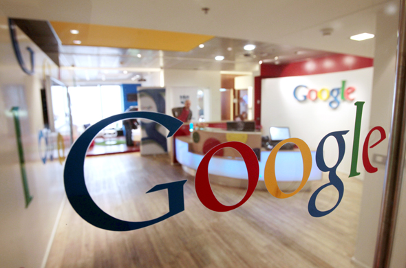 Google's offices in Tel Aviv. Photo: Reuters