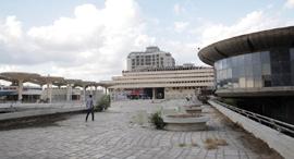 כיכר אתרים, צילום: אוראל כהן