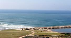 חוף בצפון תל אביב, צילום: צביקה טישלר