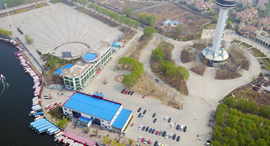 ה עיר החדשה שיונגאן, צילום: גטי אימג'ס