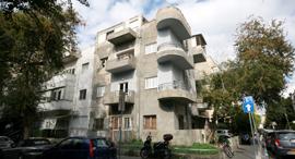 בניין דירות ב תל אביב, צילום: בלומברג