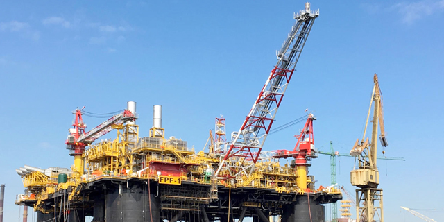 """דלק רכשה את כלל זכויות הנפט במאגר """"סטלה"""" שבים הצפוני"""