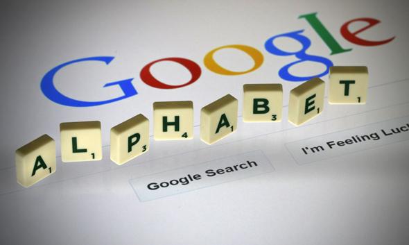 לוגו אלפבית גוגל, צילום: רויטרס