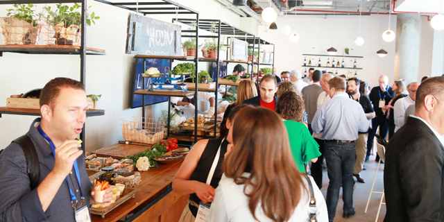 Tel Aviv Event Highlights Oncoming Disruption of Food Industry