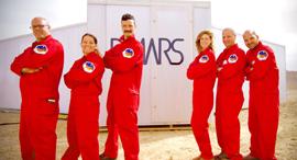 The D-Mars team. Photo: PR