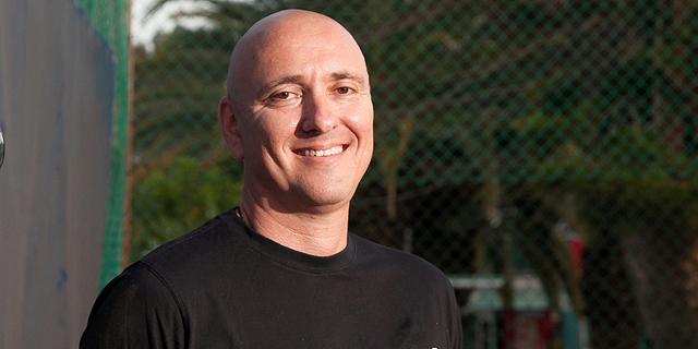"""מנכ""""ל PlaySight חן שחר, צילום: אוראל כהן"""