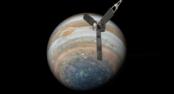 Ricor's next project will be  a collaboration with NASA and JPL to build a cooler for a space mission to one of Jupiter's moons. (Pictured: Jupiter). Photo: NASA