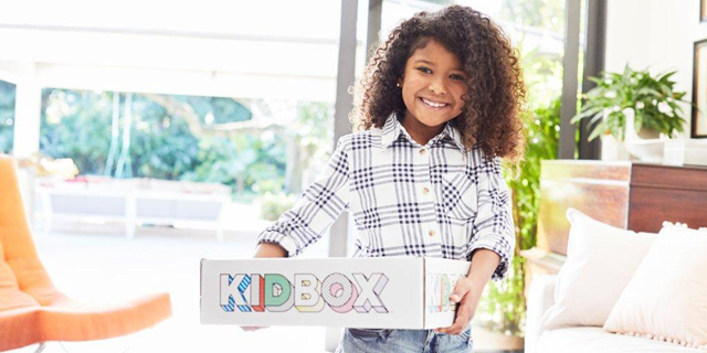 Walmart Partners With Curated Children Stylebox Kidbox
