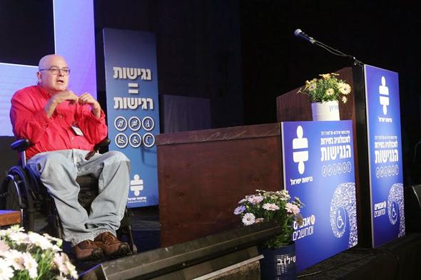 יובל וגנר, נשיא ומייסד עמותת נגישות ישראל