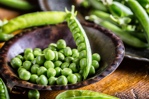 Peas (illustration). Photo: Shutterstock