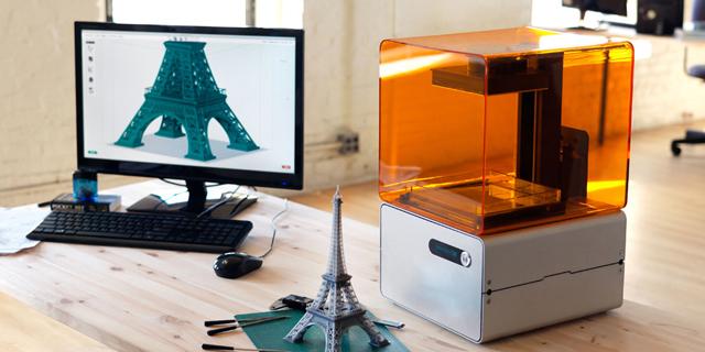 Formlabs, Maker of 3D Printers, Raises $30 Million