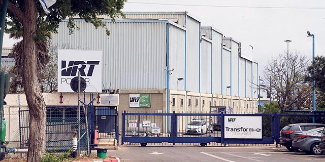 שטח מפעל אלקו ברמת השרון, צילום: צביקה טישלר