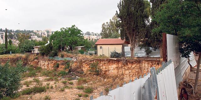 צמד יזמי קבוצות הותיר 4 מיזמים תקועים בירושלים