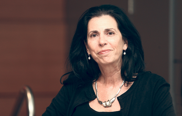 Commissioner of Capital Markets Dorit Salinger. Photo: Orel Cohen