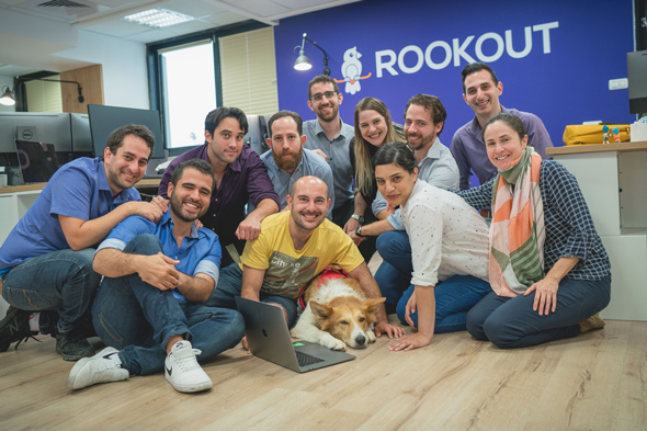 The Rookout team. Photo: PR