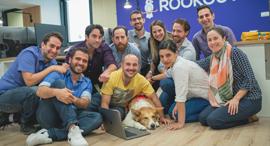 The Rookout team. Photo: PR