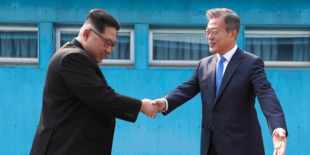 """היסטוריה בקוריאה: """"נודיע השנה על סיום המלחמה בין הצפון לדרום"""""""