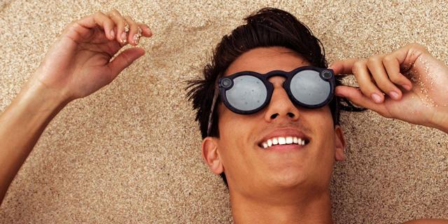 סנאפ משיקה דור שני של משקפי Spectacles - עם תמיכה בתמונות ועמידות במים