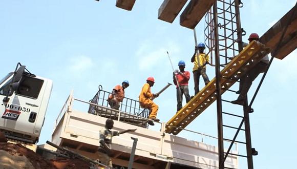פרויקט של SBI באפריקה (ארכיון)