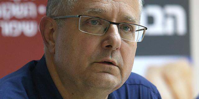 """ד""""ר זאב פלדמן, יו""""ר ארגון רופאי המדינה, צילום: שאול גולן"""