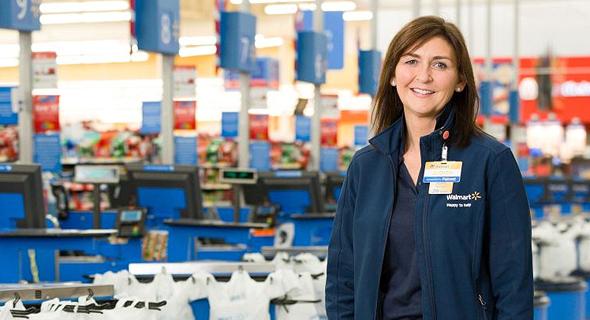 ג'ודית מקקנה ראש החטיבה הבינלאומית של וולמארט, צילום: אתר החברה Walmart