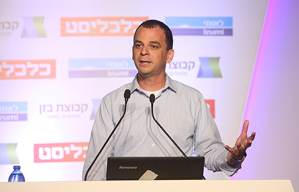 Plataine CEO Avner Ben-Bassat. Photo: Zvika Tishler