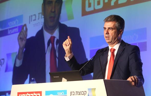 אלי כהן שר הכלכלה והתעשייה
