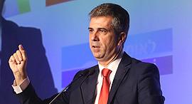 אלי כהן, שר התעשייה והכלכלה, צילום: צביקה טישלר