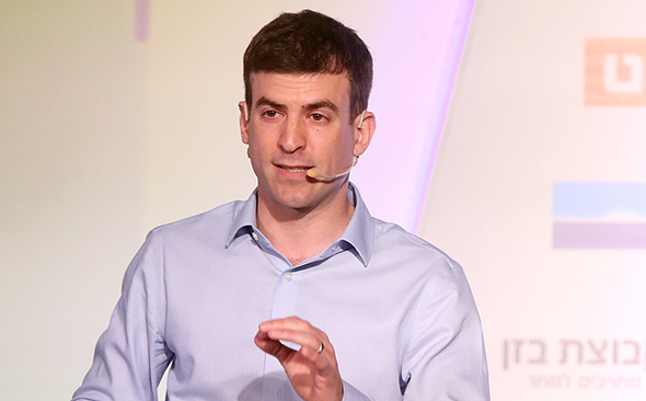 Lior Akiva, co-founder and CEO of Seebo. Photo: Zvika Tishler