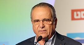 ועידת תעשייה ישראלית 2018 שרגא ברוש נשיא התאחדות התעשיינים, צילום: צביקה טישלר