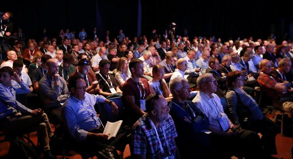 משתתפי הוועידה, צילום: אוראל כהן