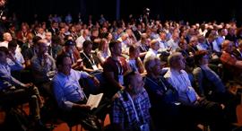 ועידת תעשייה ישראלית 2018 גלרייה קהל, צילום: אוראל כהן