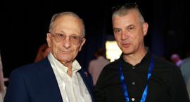 ועידת תעשייה ישראלית 2018 גלרייה סמי סגול גדעון עמיחי, צילום: אוראל כהן